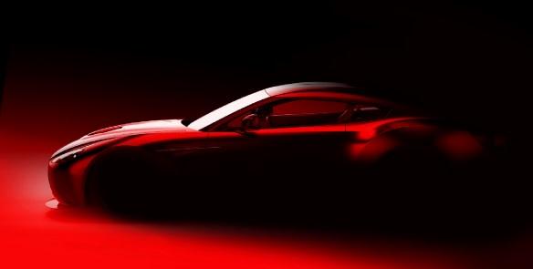Aston Martin V12 Zagato - Side
