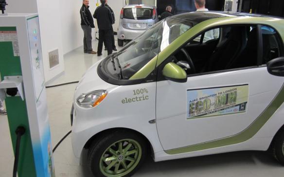 Eco-Run - Smart EV charging