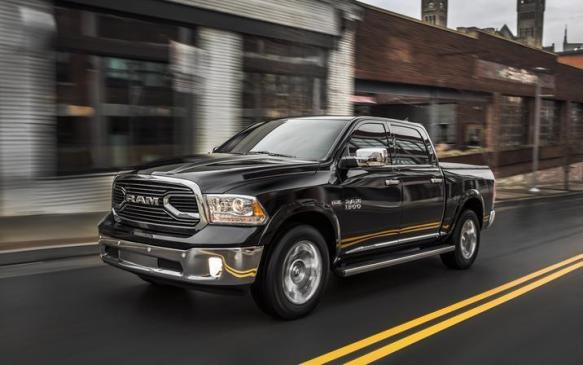 <p>The Ram pickup again ranked number-two in both truck and overall sales, although it trailed Ford by more than 27,000 sales.</p>