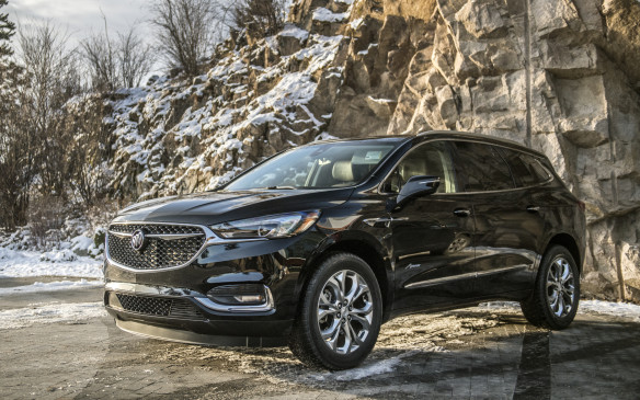 <p>Avenir is new top-of-the-line Buick trim level</p>