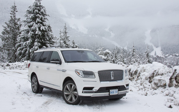 "<p>WHISTLER, B.C. – If size matters when you're looking for an SUV, the all-new 2018 Lincoln Navigator should be on your shopping list. This is one big premium vehicle, with three rows of seating, cargo space galore and all the luxurious amenities and connectivity features you could imagine.</p> <p>The new exterior design of this third-generation Navigator softens that boxy shape so prevalent in the full-size luxury SUV segment, creating a look that's quite pleasing to the eye – and to several onlookers we encountered during a drive in this picturesque region north of Vancouver. The designers have incorporated styling tricks, such as shrinking the ""greenhouse"" or glass area above the beltline, to make the Navigator appear better proportioned, but in fact, it's actually a bit longer and wider and sits higher than its predecessor.</p>"