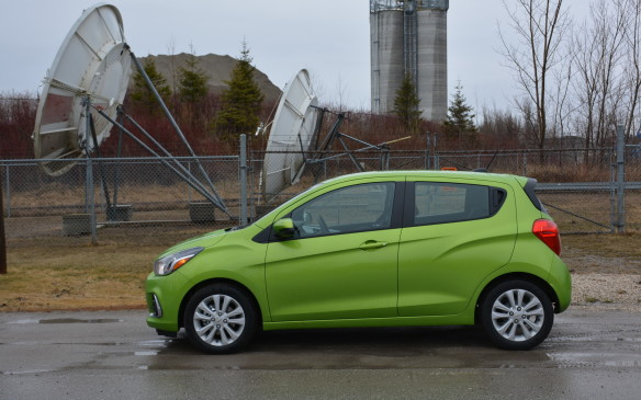 <p>Chevrolet believes that the Spark represents a car for the millennial generation, which typically cares more about the technology in the car than the car itself. It expects 68% of sales to come from people living in the cities, mostly big cities like Montreal, Toronto, Vancouver, Quebec City and Ottawa.</p>