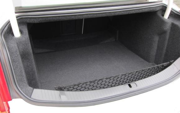 2013 Cadillac XTS - trunk