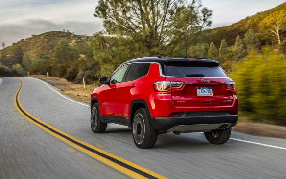 """<p>The new Compass should not be confused (Jeep says) with the few remaining """"old"""" 2017 Compass models left over in Jeep stores. That one is no longer in production and bears little in common with the """"new"""" model sitting alongside it. Time and some attractive sales incentives should quickly clear up the confusion and the inventory of """"old"""" models.</p>"""