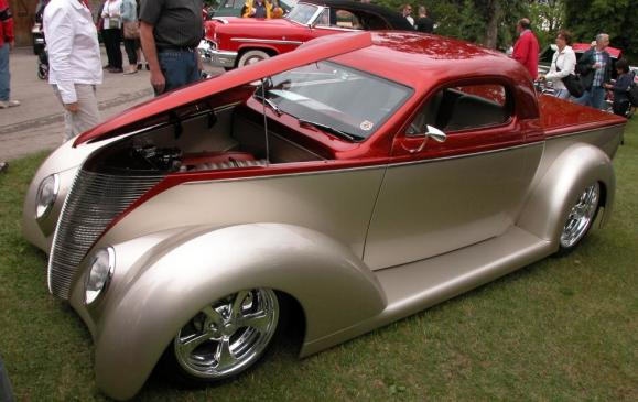 2013 Fleetwood Cruize-In - custom car-based pickup