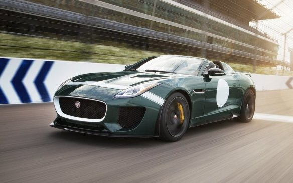 <p><strong>Jaguar Project 7 (Canadian debut) – </strong>Jaguar's F-Type roadster is hugely impressive, but the company has pushed its in-house customization department, responsible for the Project 7, even further. It has aerodynamic aids, race-inspired graphics and an uprated engine, all designed to evoke the Le Mans-winning D-Types from the mid-'50s. While the one here is the concept, there will be 250 produced, including a handful for Canada.</p>