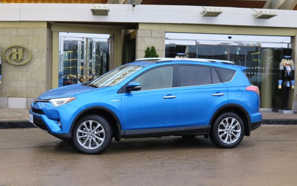 <p>Made-in-Canada RAV4 gets a mid-cycle refresh</p>