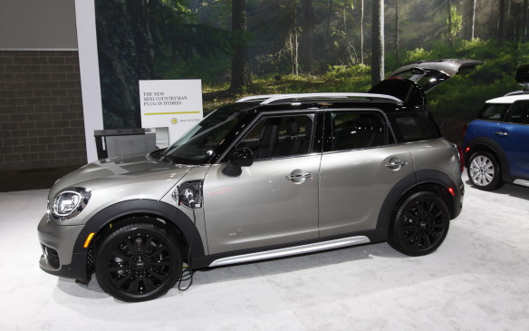 <p>The new Countryman PHEV is the first plug-in hybrid model offered by the premium British brand. It made its Regional debut at the Vancouver Show.</p>