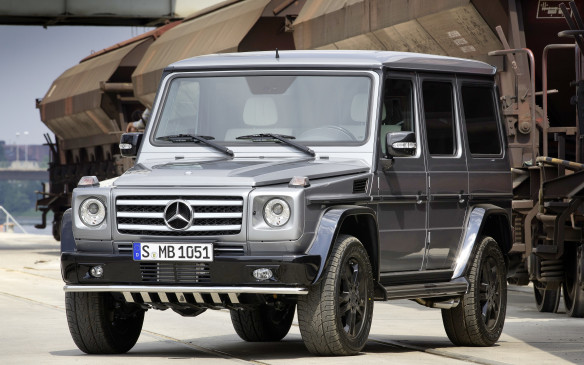 <p><strong>Full-size Luxury SUV – Mercedes-Benz G-Class:</strong> The Mercedes-Benz G-Class is an absolute icon of conspicuous consumption and off-road expertise. With several versions packing thirsty V-8s – some supercharged -- it's that outrageous attitude that helps putit on top here. Two others here are nearly as ostentatious: the ultra-lux Lexus LX570 and Land Rover Range Rover.</p>