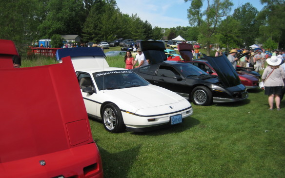 <p>Almost but not quite forgotten, Fieros were Pontiac's '80s attempt at a mid-engine sports car.</p>
