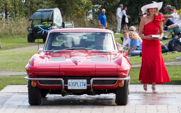 <p>More than 100 classic cars of multiple genres, hand selected from private collections across North America, participated in this extravaganza of elegance, part of a tradition that dates back to 17th century French high-society.</p>
