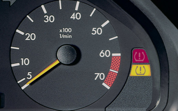 <p>Pay attention to the Tire Pressure Monitor System (TPMS), if your vehicle is so-equipped. The system is set to signal a warning if the pressure of any particular tire falls more than 25% from that recommended by the vehicle manufacturer. But don't rely solely on that warning.<strong>  </strong></p> <p>With or without TPMS, check the actual inflation pressures regularly to keep them at the levels recommended by the label mounted on a door post or elsewhere on the vehicle. Use those recommended pressures, not the maximum pressure figures on the tire or suggested elsewhere.</p> <p>Low pressure will accelerate tire wear and the extra heat generated may cause tire failure so there are significant safety considerations. But low pressure means extra rolling resistance and that means the engine has to work harder, burning more fuel than necessary.</p>