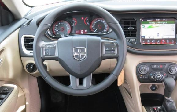 2013 Dodge Dart - Instrument Panel