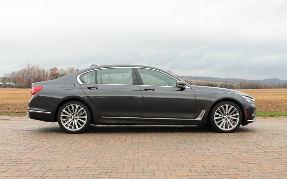 <p><strong></strong>And to think, a hundred years ago we were driving around in Model-T Fords. The new BMW 7 Series shows just how far we've come.</p>