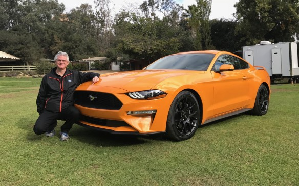 <p>We talked with the Mustang's Chief Engineer, Carl Widmann, to find out.</p>
