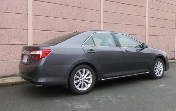 2012 Toyota Camry - Rear
