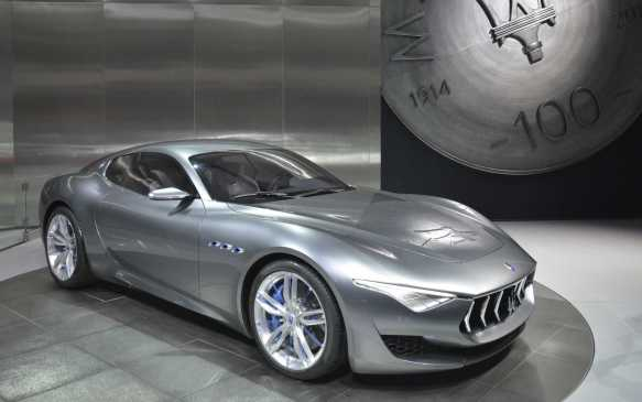 <p><strong>Maserati Alfieri Concept (Canadian debut) –</strong> The Concours Villa d'Este has become known as a fantastic place to launch one-off cars and beautiful automotive sculpture. The Alfieri – shown there in 2014 -- does beauty in spades, and also celebrates Maserati's centenary. Production versions – probably as a replacement for the GranTurismo – areexpected some time in 2016.</p>