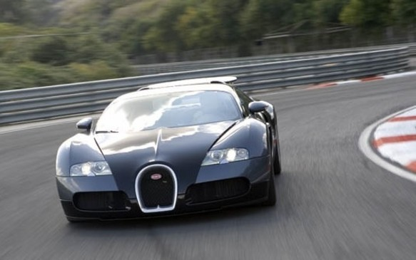 <p>3. Bugatti Veyron – At more than $2 million apiece, the Veyron is famous for being the world's most expensive production automobile and frighteningly fast to boot. The resurrected Bugatti name, made possible with Volkswagen's deep reserves of cash, is affixed to an unforgettable car and engine. With an 8.0-liter turbo-quad 16-cylinder engine using VW's innovative W-architecture, the all-wheel drive Veyron makes 1001 hp and tops out at more than 400 km/h.</p>