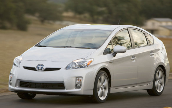 <p><strong>Compact Car – Toyota Prius:</strong> It's would be difficult not to expect the Toyota Prius to be tops here for a third year in a row. By 2011, the company had worked most ofl the bugs out, plus fuel efficiency and traditional Japanese reliability, along with that planet-saving cachet that the Prius name now represents, counts for a lot. The Subaru Impreza and Acura CSX rounded out the top three.</p>