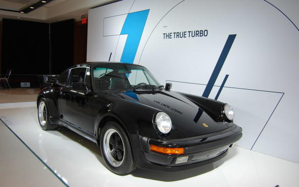 <p>Porsche began turbocharging its vehicles in the late 60s,when it introduced this 911 Turbo. With a top speed of 246 km/h, this was the fastest production car in Germany;however, its downfall was turbo lag and oversteer which made it more of a white-knuckle drive than fun to drive.</p>