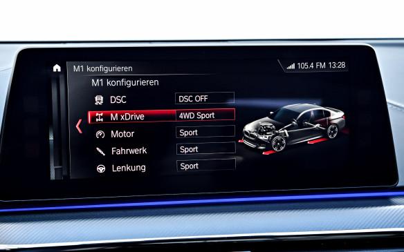 <p>BMW M5 – the ultimate stealthy sport sedan</p>