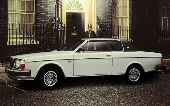 "<p><strong>1977-1981 Volvo 262C</strong></p> <p>Volvo's boxy design language may have gotten a little<em> too</em> loud with the 262C, a luxurious four-seat V-6-engined coupe that was aimed squarely at the American market. Notable for its low roofline and thick C-pillar the car's greenhouse looked like a gun turret on a tank. The 262C is often ""blamed"" on famed Italian design house Bertone, but unjustly so. Although Bertone built the car under contract, the styling was actually the work of Volvo in Sweden.</p>"