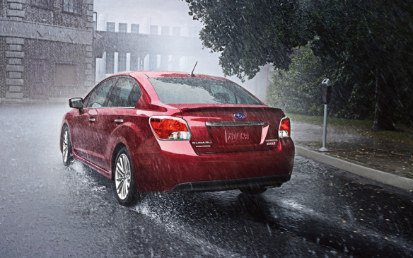 <p>Subaru's EyeSight system can be added to the mid-price Sport model for a total of $26,395 (or $27,295 for the hatchback) – and that includes automatic transmission. EyeSight includes adaptive cruise control, lane departure warning, pre-collision braking and driver fatigue alert. The Impreza's combination of available EyeSight and excellent crash-test scores earns it the highest rating in its class from the IIHS. And if the Impreza is too small, the midsize Legacy is also available with EyeSight from $28,995.</p>