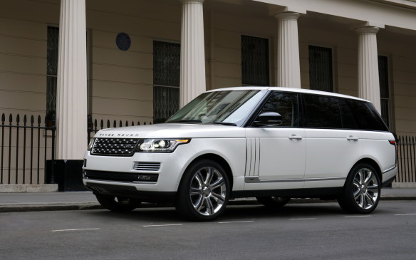 <p><strong>Highest-ranked Large Premium SUV: Land Rover Range Rover.</strong></p> <p>Runners-up: Cadillac Escalade and Mercedes-Benz GL-Class</p>