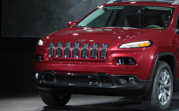 <p>Jeep Cherokee</p>