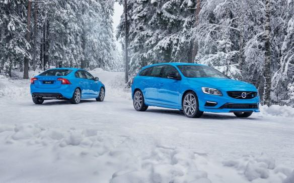 <p>2016 Volvo S60 and V60 Polestar</p>