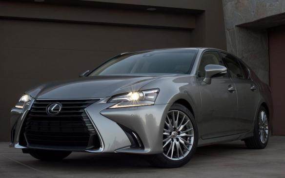 <p>2016 Lexus GS 200t</p>