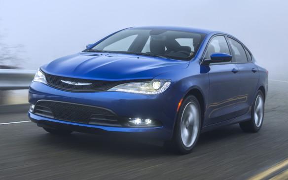 <p>2015 Chrysler 200</p>