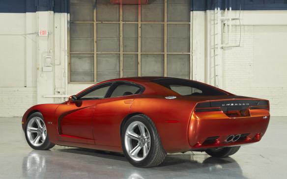 <p>1999 Dodge Charger R/T Concept</p>