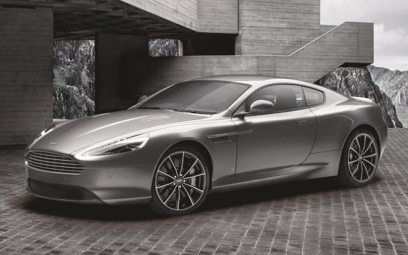 <p>Aston Martin DB9 GT Bond Edition</p>