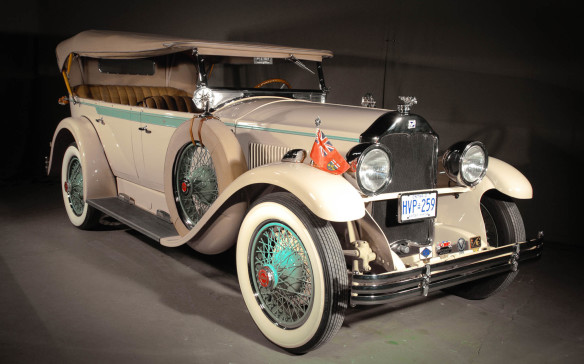 <p>The Museum class introduced last year will return with such beauties as a 1928 McLaughlin-Buick from the Canada Science and Technology Museum</p>