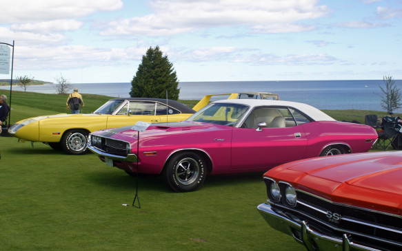 <p>The most prestigious classic car show in Canada, it is the only one in the same league as such established Concours as Amelia Island, St. John's, and Pebble Beach. Like them, it takes place in a picturesque setting worthy of the cars – in this case on the shores of Georgian Bay.</p>