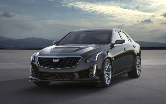<p>Cadillac has come on board as a presenting sponsor of the event, this year, and will be offering attendees test drives of some of its V-series cars.  </p>