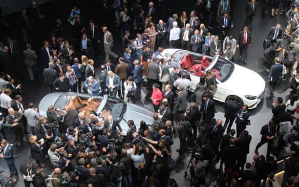 <p>There are thousands of new vehicles on the show floors of Frankfurt's International Motor Show but not nearly all will make it to the Canadian market. Following is our pick of those ultimately coming to Canada.</p>