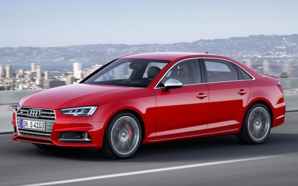 <p>Audi S4</p>