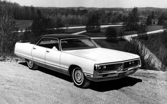 "<p>The 1970s brought a new ""fuselage"" look, along with new safety regulations that impacted styling and emission controls that spawned new technologies, such as electronic ignition, which became standard on all Chrysler vehicles in 1973. Simultaneously, a fuel crisis signaled that the days of the really big vehicles would soon be over.</p>"