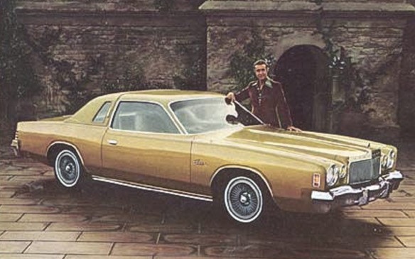 <p>In 1975, the new Chrysler Cordoba made its debut, with Hollywood actor Ricardo Montalban as its TV pitchman. The Cordoba was billed as the new small Chrysler and a personal luxury coupe. It was the smallest post-World War II Chrysler built to date.</p>