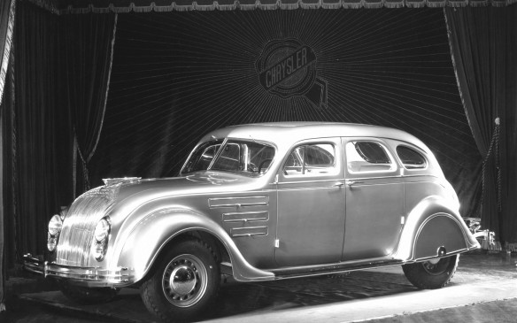 <p>It was also the first to incorporate unitized body/frame construction, as well as the forerunner to 'cab-forward' design. It moved the cabin forward so the rear seat was ahead of the rear axle – a layout that was ultimately adopted throughout the industry. But the engine sat 20 inches farther back than was normal for the time.</p>
