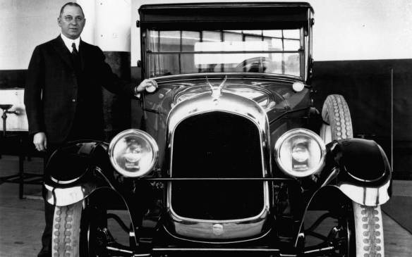 <p>The Chrysler brand had its 90<sup>th</sup> birthday this year. It was founded on June 6, 1925, by Walter P. Chrysler, who had already served as head of Buick, Willys-Overland, Chalmers and Maxwell. But he wanted to build a car with his own name on it. So he did, creating a new company out of the remains of what had been Maxwell-Chalmers. Chrysler Canada was established that same year.</p>