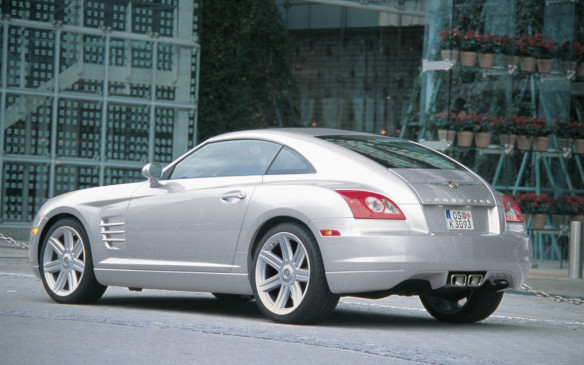 <p>Also arriving in 2004 was the Chrysler Crossfire Coupe sports car, another concept car brought to production. Again exploiting the Daimler connection, it was based on the past-generation Mercedes-Benz SLK. Not a big sales success, it was discontinued after the 2008 model year.</p>