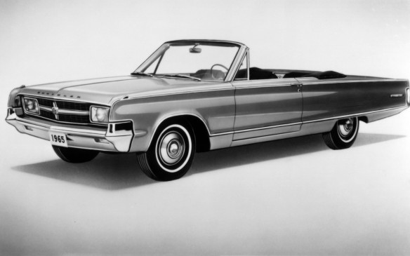 <p>The late '60s brought the muscle car era but also at the more luxurious end of the market, the big Chryslers went to a more squarish exterior look highlighted by bright metal fender edging – the trademark of new design chief, Elwood Engel, who had moved over from Ford. They also got their biggest V-8 engine to date, at 440 cubic-inches. The new look coincided with the end of the original letter-car line - the 300L.</p>