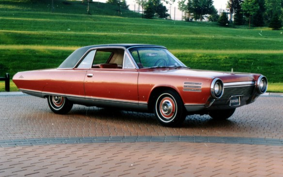<p>Again pushing both the engineering and styling envelopes Chrysler began testing gas turbine cars. It built 50 fourth-generation turbine-powered cars to be tested by consumers all over the U.S. beginning in 1962. Because they were experimental cars, most were scrapped at the end of the test period, although nine are believed to survive.</p>