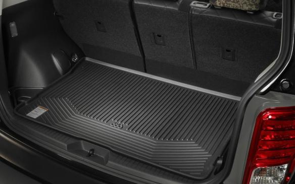 <p>2015 Scion xB 686 Parklan Edition cargo area</p>