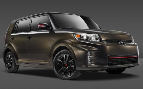 <p>2015 Scion xB 686 Parklan Edition</p>