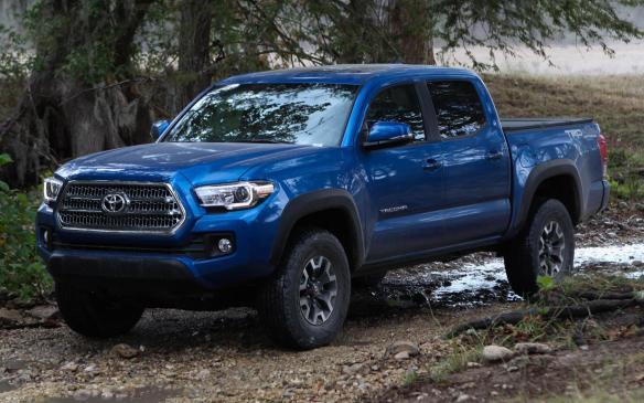 <p>One of sixToyota vehicles to win segment Residual Value Awards</p>