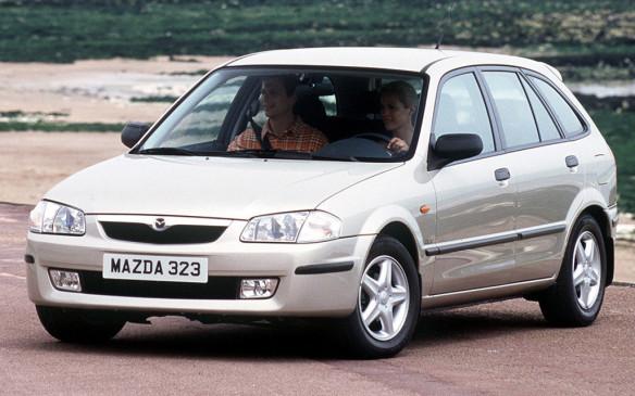 <p>1998 Mazda Protege5</p>